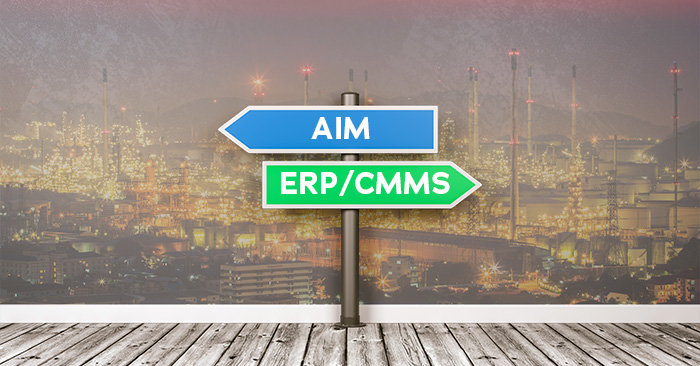 Asset Integrity Management vs. ERP/CMMS Software