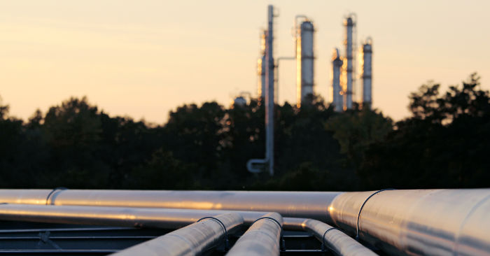 Pipeline and a refinery - integrity of both can be managed by Visions Enterprise