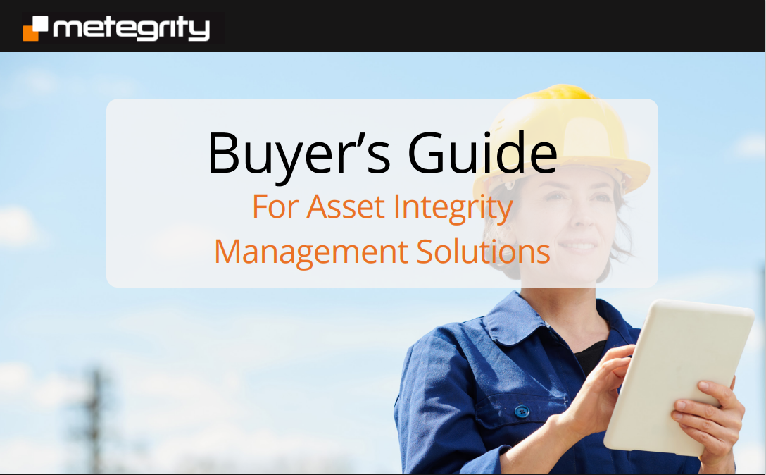 Buyer's Guide For Asset Integrity Management Solutions