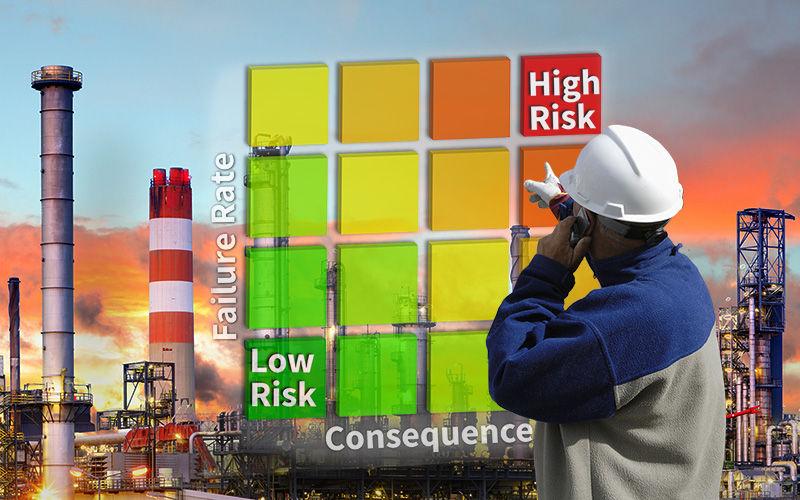 Risk Based Inspection matrix