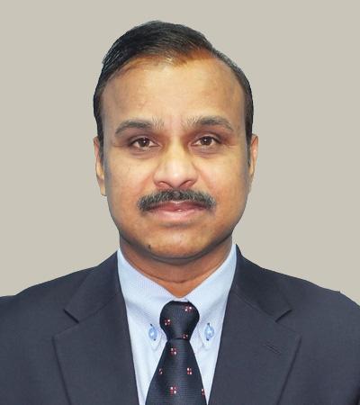 Mr. Suresh S. Bheema, Senior Vice President - Asia Pacific Region