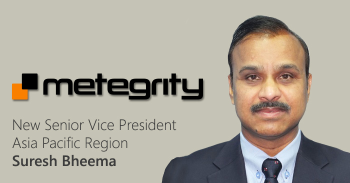 Suresh Bheema - Senior Vice President for the Asia Pacific Region