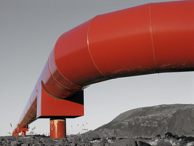 Pipeline industry
