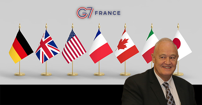 Metegrity CEO Discusses Petrochemical Cybersecurity at the 2019 G7 Summit