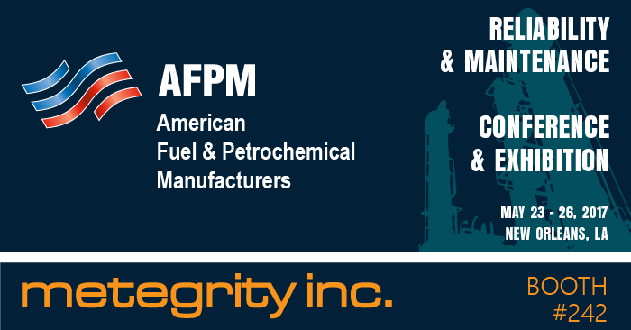 American Fuel & Petrochemical Manufacturers Reliability & Maintenance Conference & Exhibition - 2017