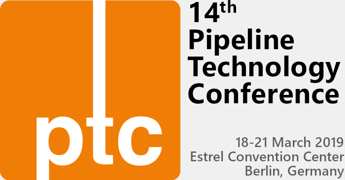 14th Pipeline Technology Conference (PTC). 18-21 March 2018, Estrel Convention Center, Berlin, Germany