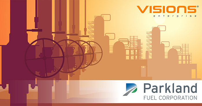 Parkland Fuel Corporation Selects Metegrity's Visions Enterprise IDMS