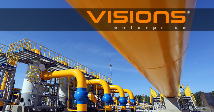 Midstream Operator selects Visions asset integrity management software for its' gas gathering facilities