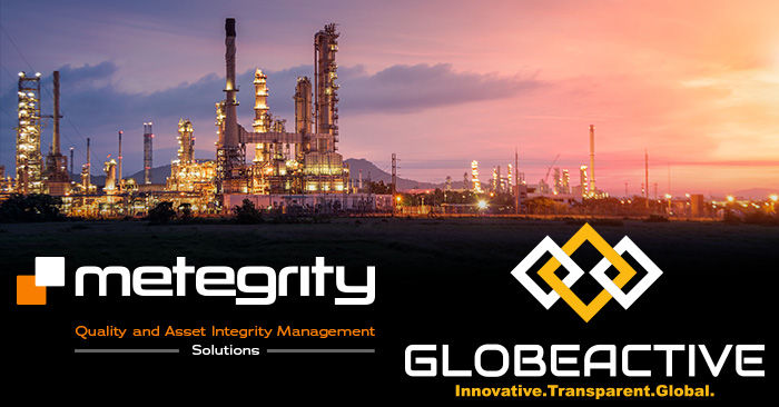 Metegrity partnership with Globeactive Ltd.