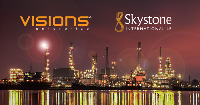 Skystone International partnered with Metegrity to use Visions Enterprise form developing risk based inspection plans for their customers