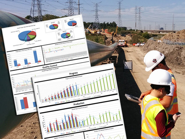 Pipeline Construction Software