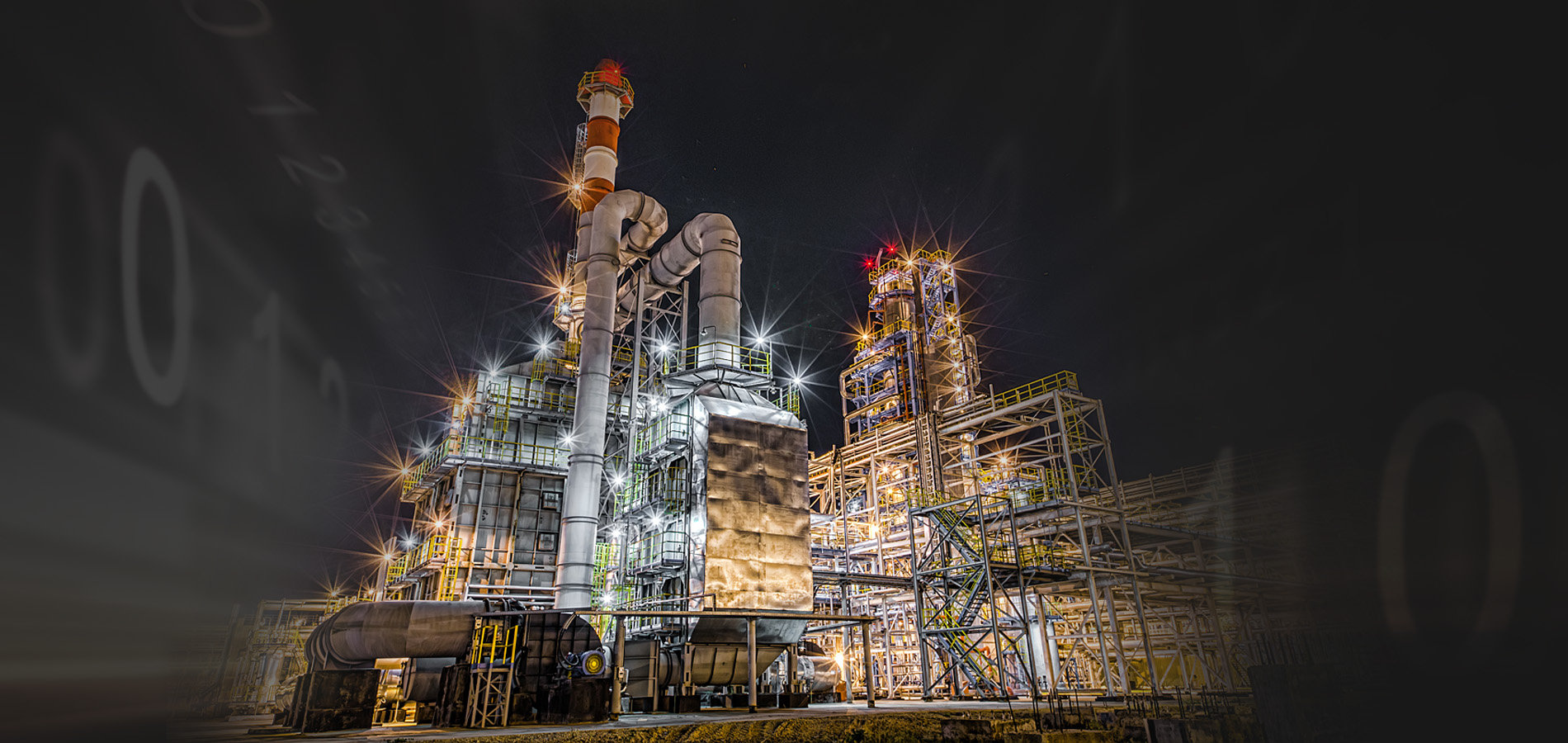 Visions Enterprise - asset integrity and reliability management for refineries.