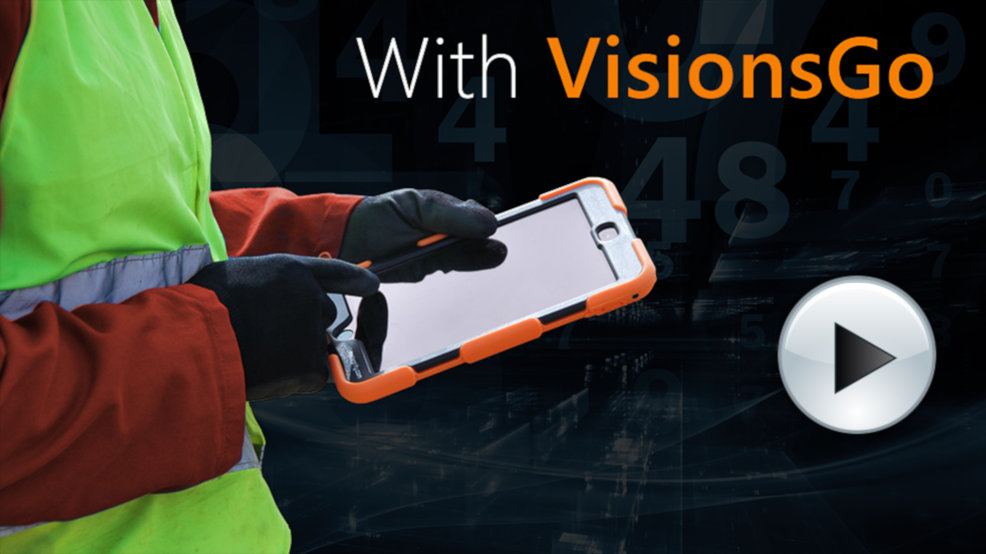 Discover VisionsGo - our innovative mobile asset inspection management tool