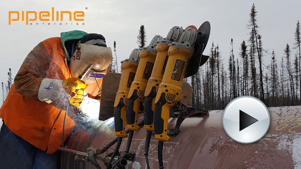 Pipeline Enterprise - Mobile Solution for Data Capture on the Right of Way and Pipeline Construction Management Software